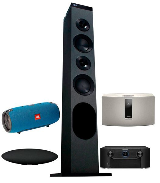 audio-homee